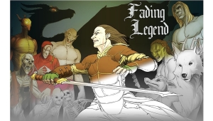 #CrowdfundingFridays: 'Fading Legend,' 'The War for Kaleb,' and 'The Children's Vampire Hunting Brigade: All Souls' Day'