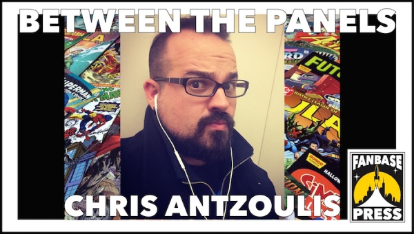 Between the Panels: Writer Chris Antzoulis on Conveying Emotion through Words, Learning from Scott Snyder, and His Fondness for Batman