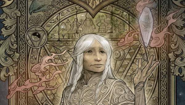 'The Power of the Dark Crystal #1:' Advance Comic Book Review