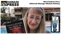 Fanbase Feature: Meet Fanbase Press Editorials Manager Michele Brittany