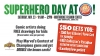 Join Fanbase Press & Talented Comic Book Creators for Superhero Day at Dave & Buster's to Benefit the Hero Initiative