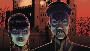 'Anno Dracula 1895: Seven Days in Mayhem #5' - Advance Comic Book Review