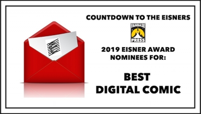 Countdown to the Eisners: 2019 Nominees for Best Digital Comic