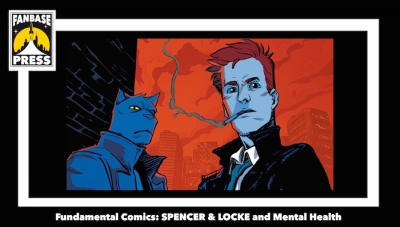 Fundamental Comics: 'Spencer & Locke' and Mental Health