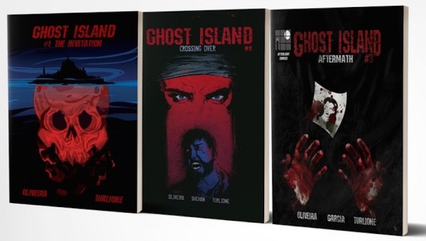 'Ghost Island #2:' Comic Book Review