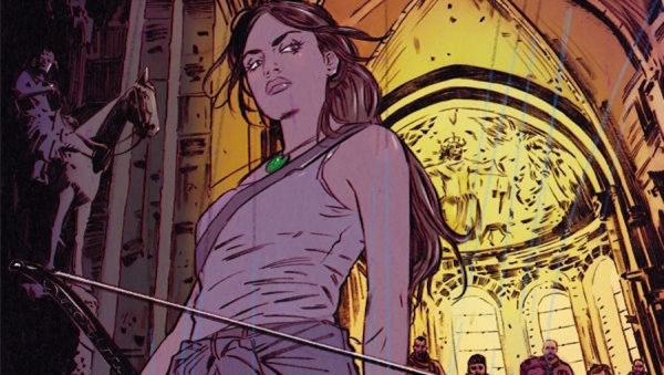 'Tomb Raider #9:' Advance Comic Book Review
