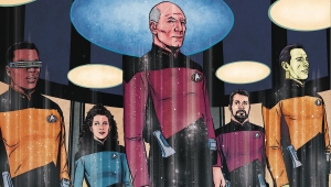 'Star Trek: Waypoint #1' – Comic Book Review