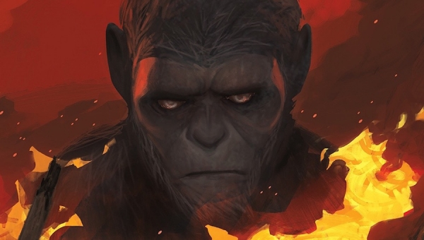 'War for the Planet of the Apes #2:' Comic Book Review