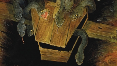 'Harrow County #23:' Advance Comic Book Review