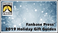 Fanbase Press' 2019 Holiday Gift Guides: Your Guide to Geeky Holiday Shopping!