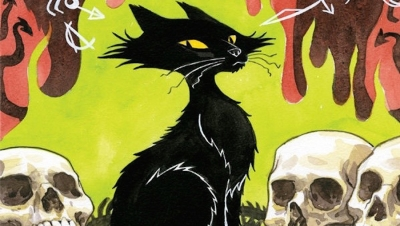 'Beasts of Burden: What the Cat Dragged In' – Comic Book Review