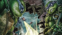 'Teenage Mutant Ninja Turtles Universe #2:' Advance Comic Book Review