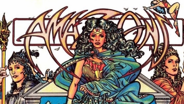 Wonder Woman Wednesday: Legendary Wonder Woman Comic Artist George Perez Retires