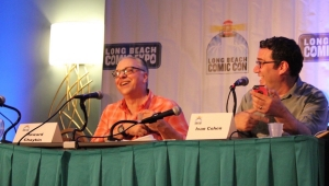 Long Beach Comics Con 2017:'Howard Chaykin Spotlight' - Panel Coverage