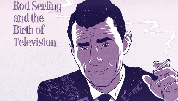 'The Twilight Man: Rod Serling and the Birth of Television' - Advance Graphic Novel Review