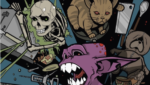 'Cadavers #1: Doppelganger' - Comic Book Review