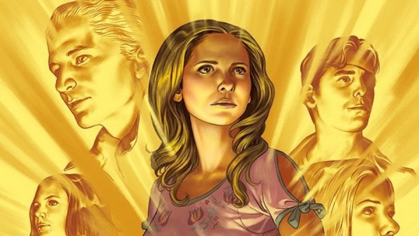 'Buffy the Vampire Slayer: Season 11 #12' - Comic Book Review (Buffy Summers... Slayer of Vampires… Breaker of Demons… and Acquaintance of Dragons)