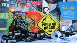 It's Time for Fanbase Press' SDCC 2018 Giveaway! Enter to Win! - WINNERS ANNOUNCED