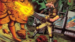 'Big Trouble in Little China/Escape from New York #2:' Comic Book Review