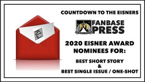 Countdown to the Eisners: 2020 Nominees for Best Short Story & Best Single Issue/One-Shot