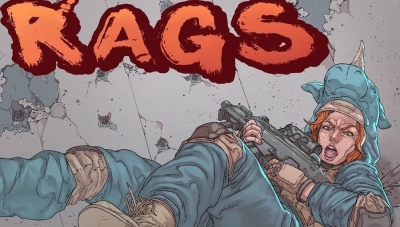 Fanbase Press Interviews the Creative Team of 'Rags'
