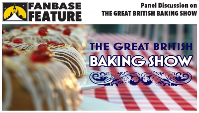 Fanbase Feature: Panel Discussion on 'The Great British Baking Show (Bake Off)'