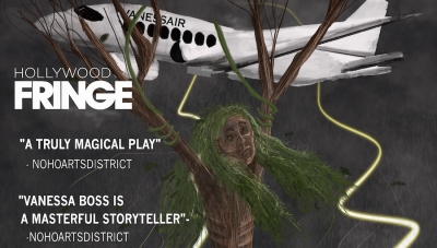 Fanbase Press Interviews Vanessa Boss on the Upcoming Production, 'Uprooted' (Hollywood Fringe Festival 2019)