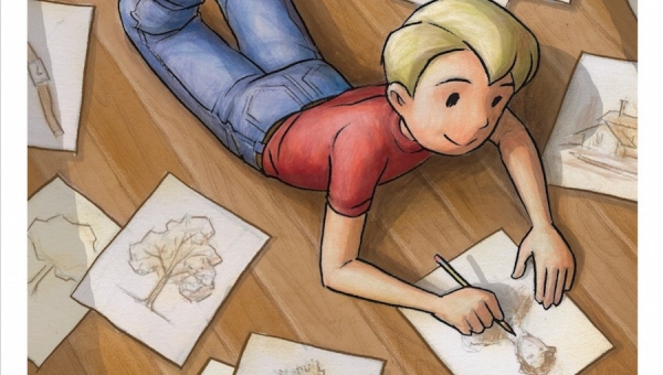 'The Drawing Lesson: A Graphic Novel That Teaches You How to Draw' - Comic Book Review