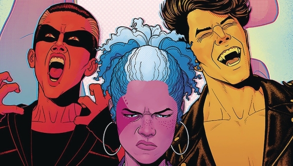 'The Wicked + The Divine: The Funnies #1' - Comic Book Review