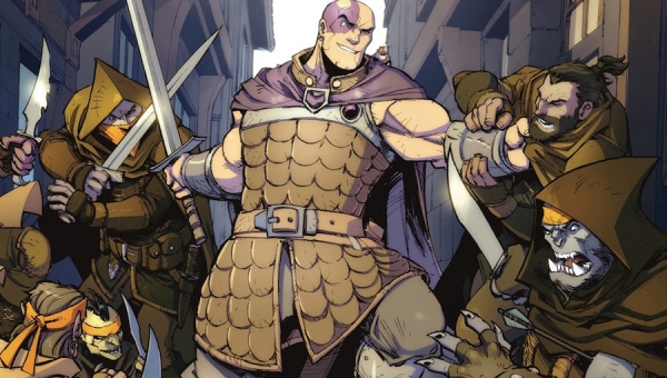 'Dungeons & Dragons: Evil at Baldur's Gate' - Trade Paperback Review