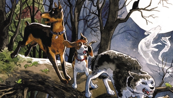'Beasts of Burden Volume 1: Animal Rites' - Advance Trade Paperback Review