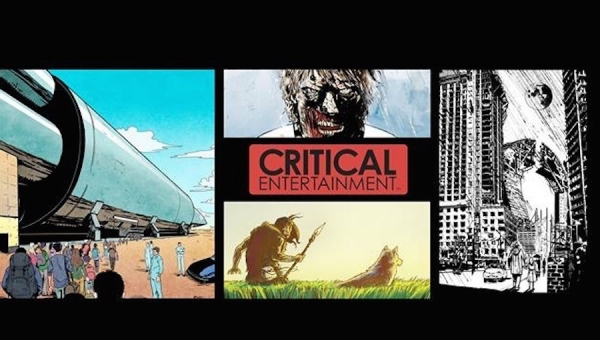 Fanbase Press Interviews Christopher Reda on the the Recently Launched Publishing Company, Critical Entertainment