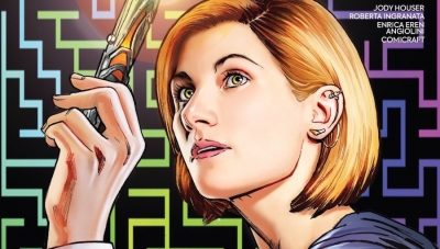 SDCC 2019: Jody Houser Talks 'Doctor Who,' Relating to the 10th Doctor, and More