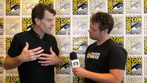 SDCC 2018: Fanbase Press Interviews Kevin Conroy on Being Batman in 'LEGO DC Super Villains'