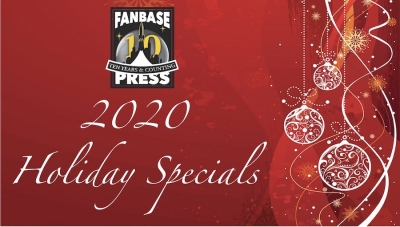 Celebrate the Season with Fanbase Press' 2020 Holiday Specials