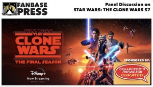 Fanbase Feature: Panel Discussion on 'Star Wars: The Clone Wars - Season 7'