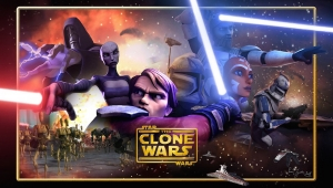 Celebrating the 10th Anniversary of 'Star Wars: The Clone Wars'