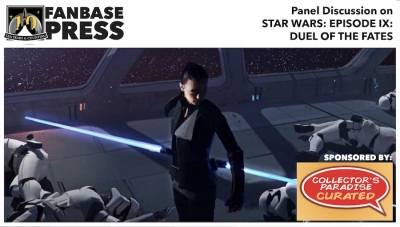 Fanbase Feature: Panel Discussion on 'Star Wars: Episode IX - Duel of the Fates'