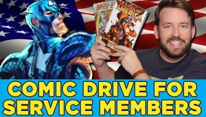#GeeksCare: Join Fanbase Press in Donating to the 5th Annual Jawiin Comic Drive for Service Members