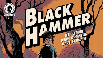 'Black Hammer #1:' Advance Comic Book Review