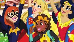 'DC Super Hero Girls: Intergalactic Games' - Blu-Ray Review