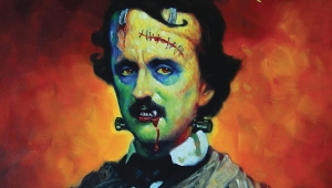 'Edgar Allan Poe's Snifter of Terror #1:' Comic Book Review