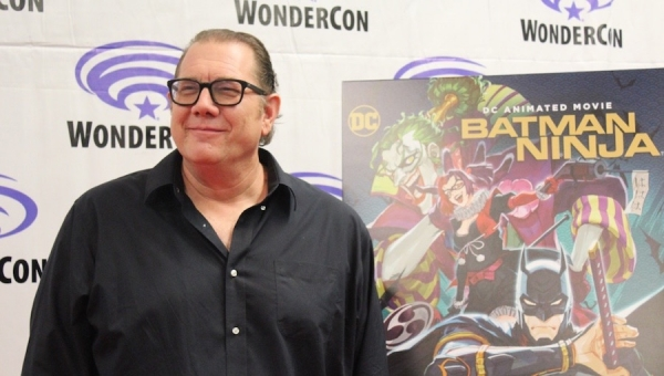 WonderCon 2018: Fred Tatasciore on the Intellectual Side of Gorilla Grodd in 'Batman Ninja'