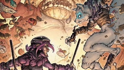 'TMNT Universe #9:' Advance Comic Book Review