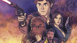 'Star Wars: Solo' - Graphic Novel Review