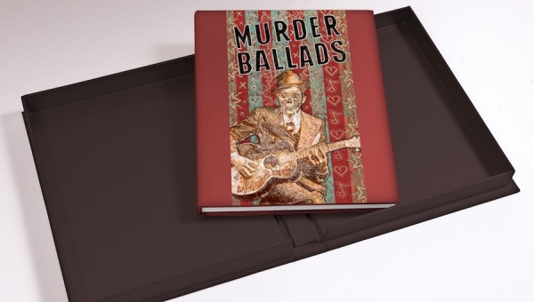 Fanbase Press Interviews Gabe Soria on His Graphic Novel, 'Murder Ballads' (Z2 Comics)