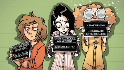 'Giant Days #23:' Advance Comic Book Review
