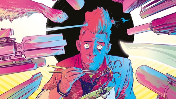 'The Weatherman #1:' Advance Comic Book Review