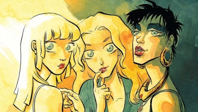 'How to Talk to Girls at Parties:' Advance Graphic Novel Review
