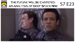 The Future Will Be Carpeted: An Analysis of 'Deep Space Nine (S7E23)'